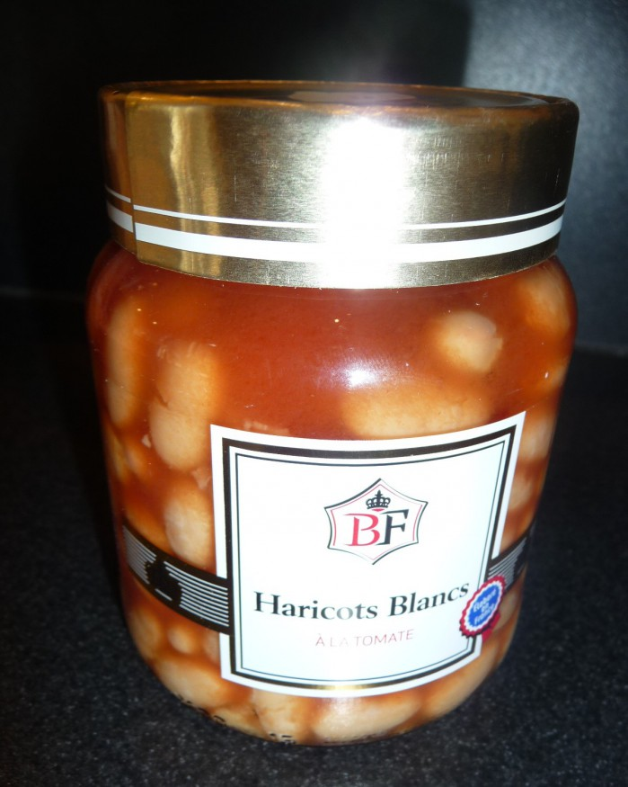 HARICOTS TOMATE 37CL
