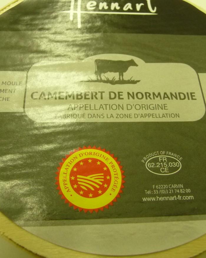 CAMENBERT DE NORMANDIE