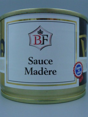 SAUCE MADERE