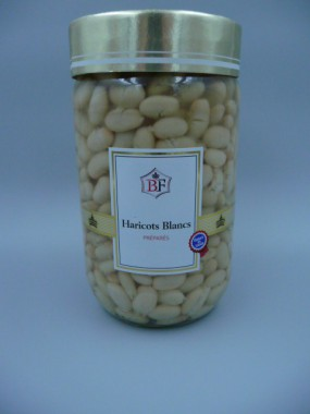 HARICOTS BLANCS 72CL